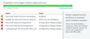 Update-Problem
