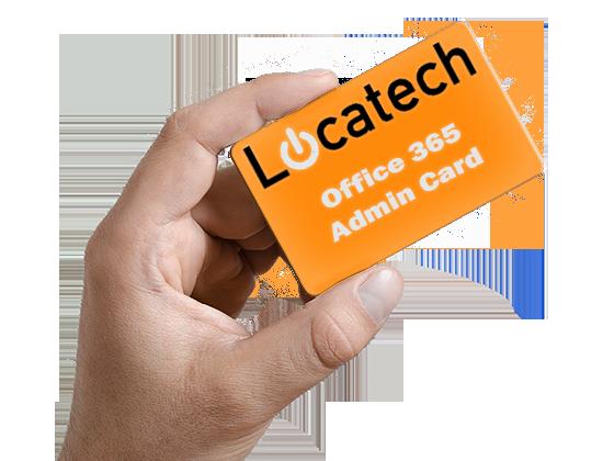 Admin Card