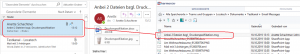 E-Mail in Teams-Kanal ziehen