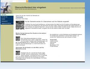 Office365-Unternehmens-Startseite