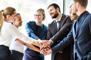 Digitale Transformation mit einem starken Team